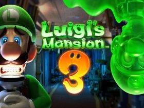 Luigi's Mansion 3 pode ter sistema de conquistas