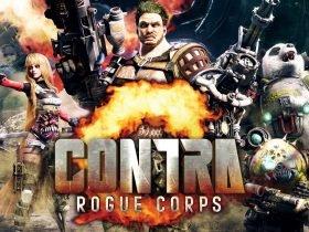 Mais imagens de Gameplay de Contra Rogue Corps