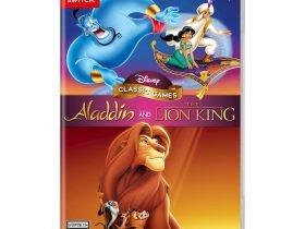 Alladin & Rei Leão
