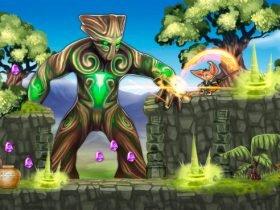 Fin and the Ancient Mystery, um jogo indie de aventura em 2D, será lançado no Switch no dia 3 de setembro