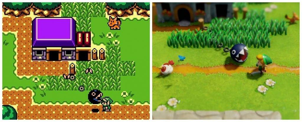 """Link's Awakening: Um Zelda """"diferente"""", mas com um carisma enorme"""