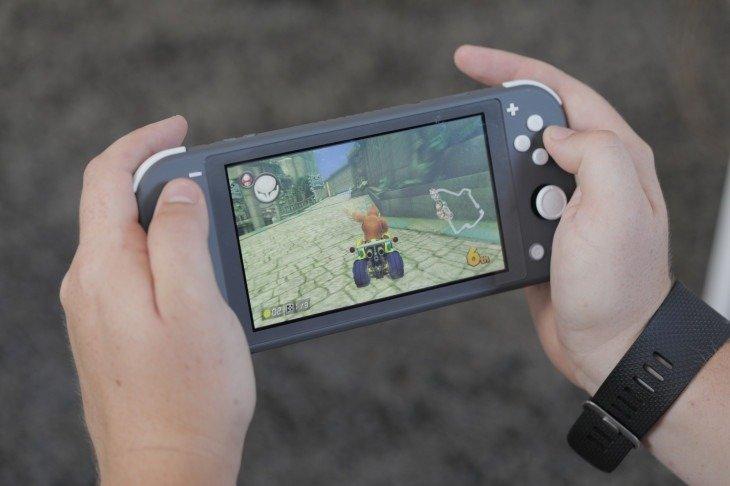 Nintendo Switch Lite: o que você precisa saber antes do lançamento