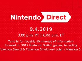 Nintendo Direct confirmada para 04/09!