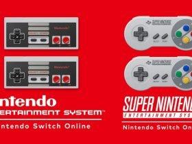 Jogos de SNES e NES não serão disponibilizados regularmente