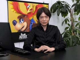 Sakurai fala sobre anúncios de lutadores adicionais e seu trabalho na franquia Smash Bros.