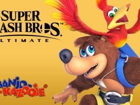 Atualização de Super Smash Bros Ultimate traz Banjo-Kazooie, novos Mii Fighters e mais