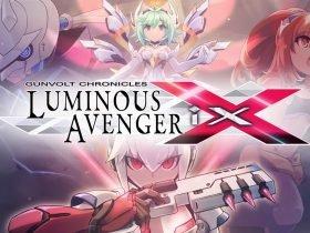 Novo trailer de Gunvolt Chronicles Luminous Avenger iX é lançado!