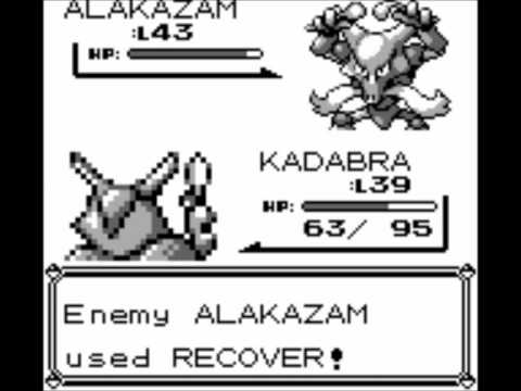 Glitches e erros de Pokémon Red & Blue