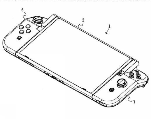 Nintendo registra patente de novo Joy-Con articulado