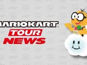 Vídeo explica mais detalhes sobre Mario Kart Tour