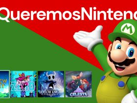 Sorteio #QueremosNintendo do portal Project N