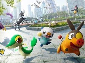 Pokémon de Unova começam a ser introduzidos em Pokémon Go