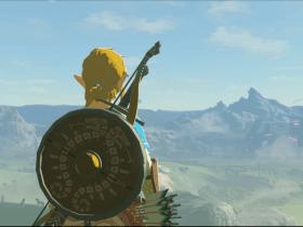 Jogador zera Zelda: Breath of The Wild somente usando escudos!
