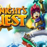 """A Knight's Quest"" chega ao Nintendo Switch"