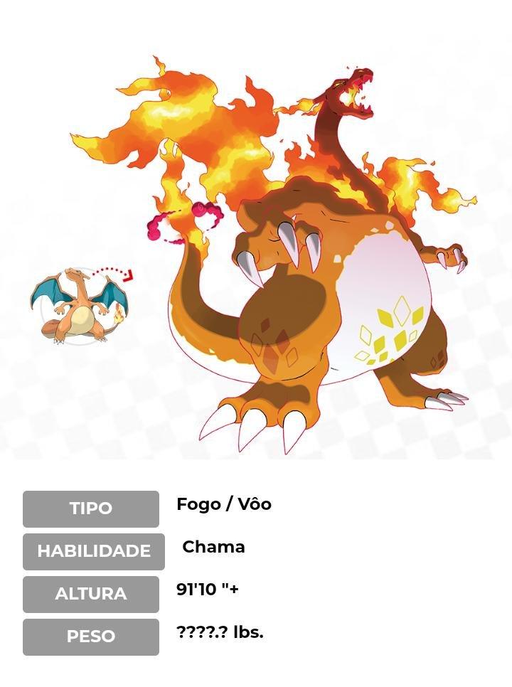 """O que sabemos sobre as """"Gigantamax"""" de Pokémon Sword & Shield"""