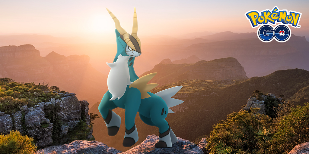Pokemon GO: Cobalion chega as Reides