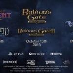 Baldur's Gate: Enhanced Edition Pack, Planescape: Torment e Icewind Dale: Enhanced Edition ganham trailer de lançamento