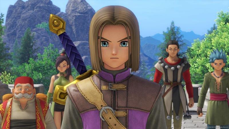 Square Enix comenta sobre a compressão do tamanho de Dragon Quest XI S para Nintendo Switch