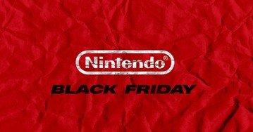 Black Friday na loja digital brasileira da Nintendo!