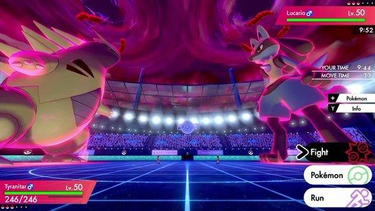 Primeiro Torneio de Galar Anunciado para Pokémon Sword & Shield