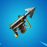 Fortnite surpreende jogadores com nova arma, o arpão