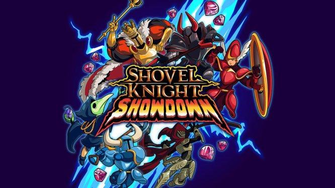 Shovel Knight Showdown - Destaque do personagem Spectre Knight