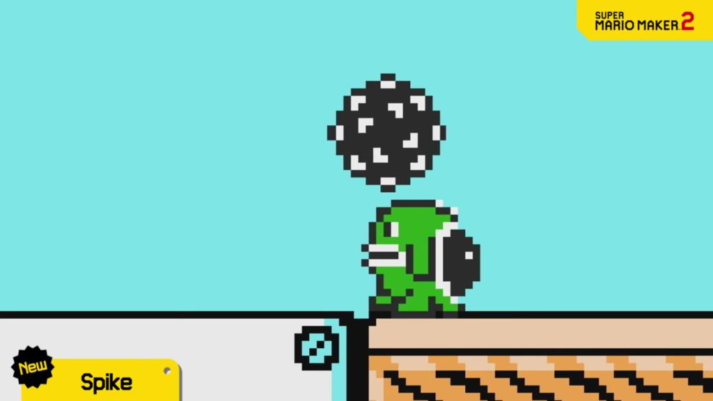 Novo update de Super Mario Maker 2 traz novos itens, inimigos e Master Sword de Zelda