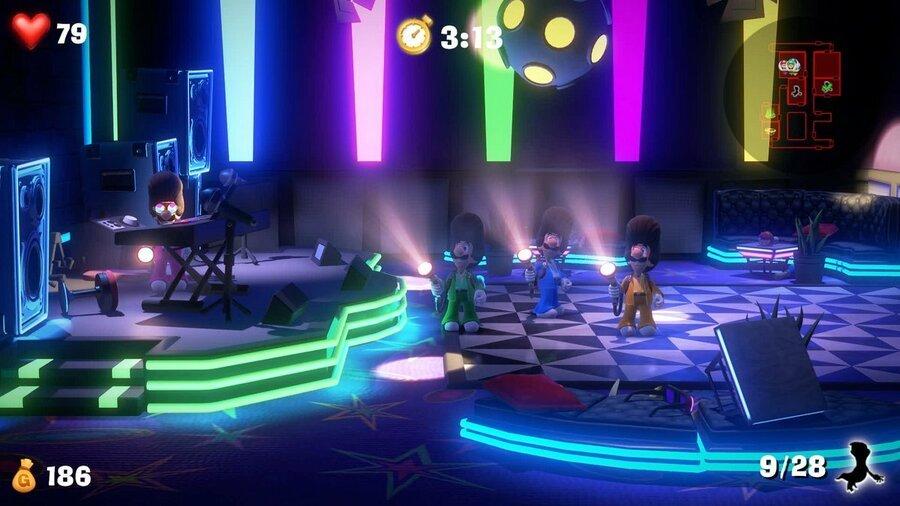 Primeira DLC de Luigi's Mansion 3 chega no começo de 2020