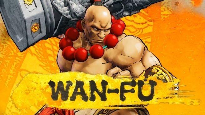 Samurai Shodown: apresentado novo trailer para o lutador DLC Wan-Fu