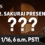 Apresentação de Super Smash Bros. Ultimate com Sakurai programada para dia 16 de Janeiro