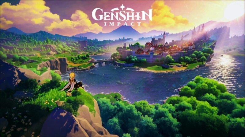 Genshin Impact anunciado para Nintendo Switch