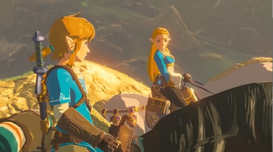 Jogos da Década: The Legend of Zelda: Breath of the Wild