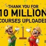 Mario Maker 2 passou de 10 milhões de fases criadas