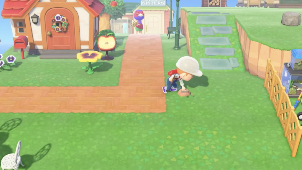 Novo vídeo de Animal Crossing: New Horizons mostra customização e mais