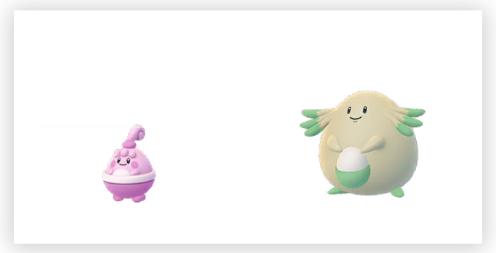 Pokémon Go: Comemoração do Dia de São Valentim