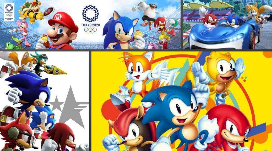 Promoção: SEGA tem descontos de até 50% em jogos de Sonic