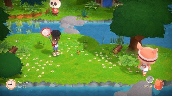 Conheça 'Hokko Life' um jogo que parece 'Animal Crossing'