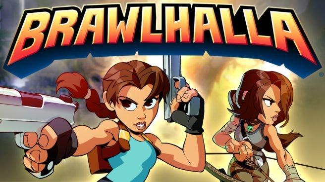 Brawlhalla - Lara Croft - Tomb Raider