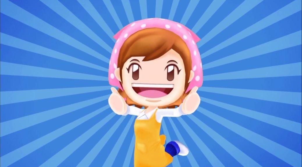Cooking Mama: Cookstar tem lançamento para Março no Nintendo Switch