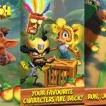 [Rumor - Confirmado] um jogo runner de Crash Bandicoot pode chegar aos smartphones
