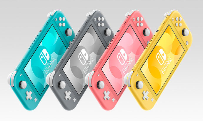 Japão: Nintendo Switch Lite ganha nova cor oficial - Coral