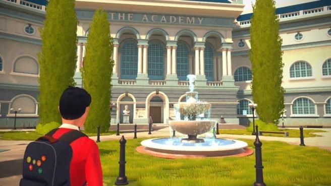 Jogo de aventura e quebra-cabeças 'The Academy' anunciado para Switch