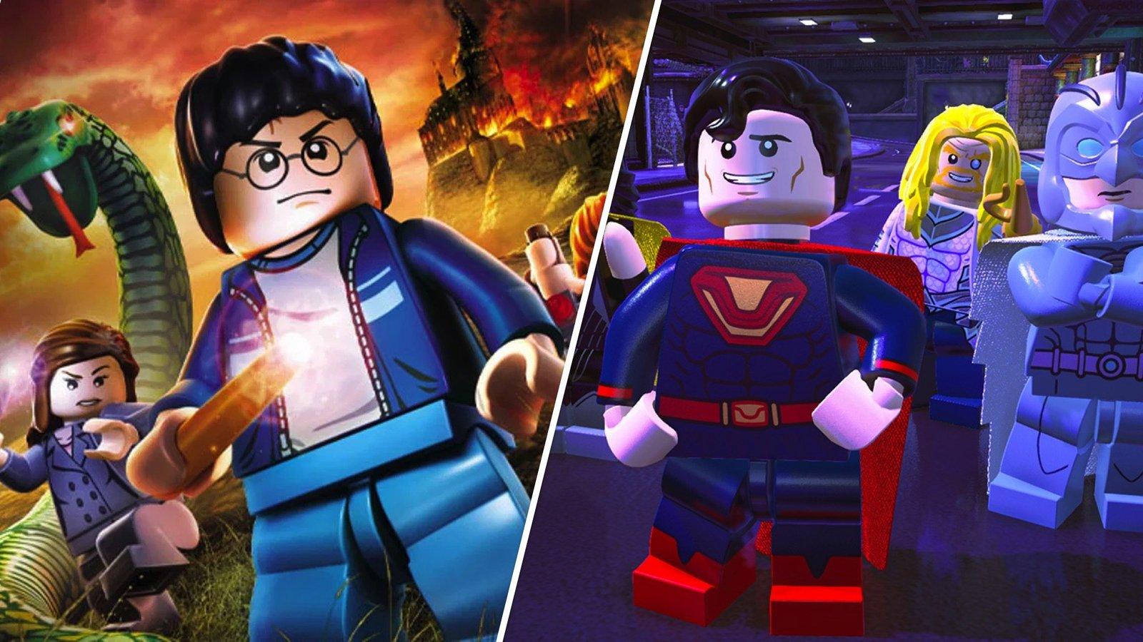 Promoção: Jogos Warner Bros com até 75% de desconto na eShop do Switch