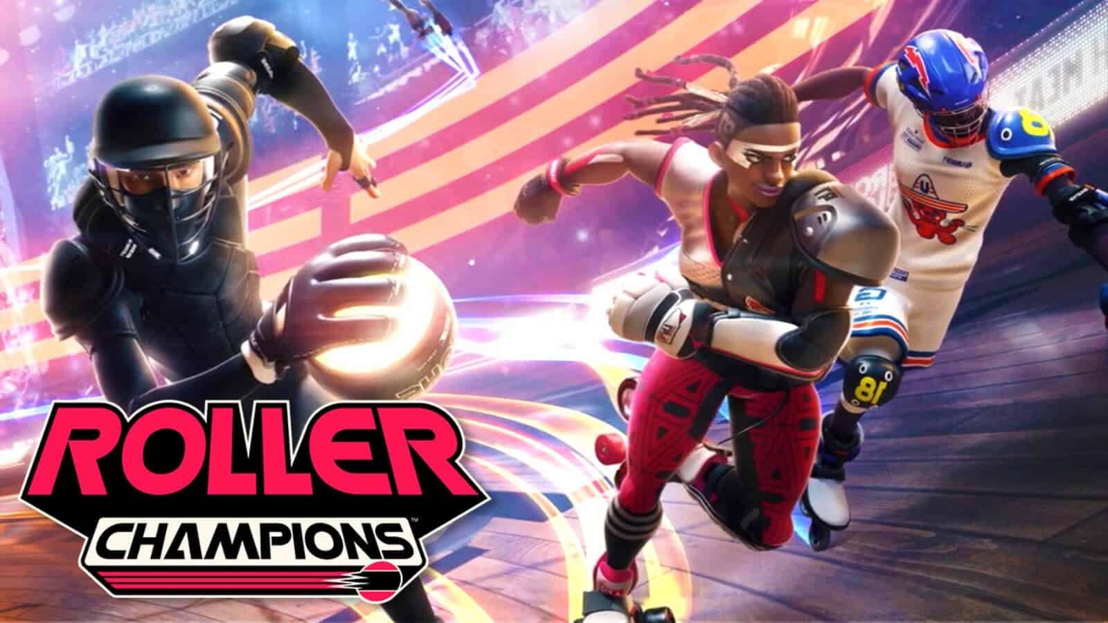 Ubisoft confirma seu título esportivo gratuito 'Roller Champions' para o Switch