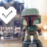 Stay Safe! Jam