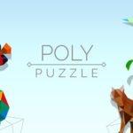 Poly Puzzle - Um quebra-cabeça 3D relaxante