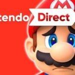 Hoje completamos 6 meses desde a última Nintendo Direct