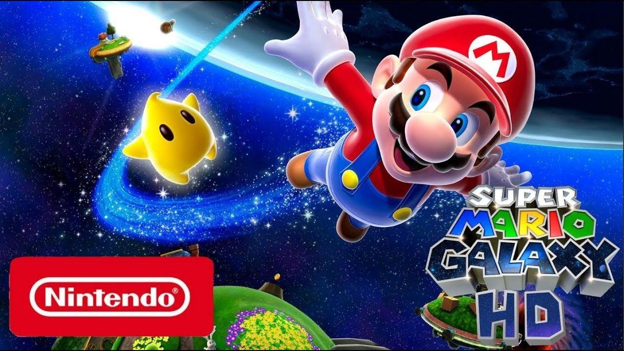 [Rumor] Mario Galaxy, Super Mario 3D World Deluxe e outros grandes jogos do Mario estariam chegando para Nintendo Switch