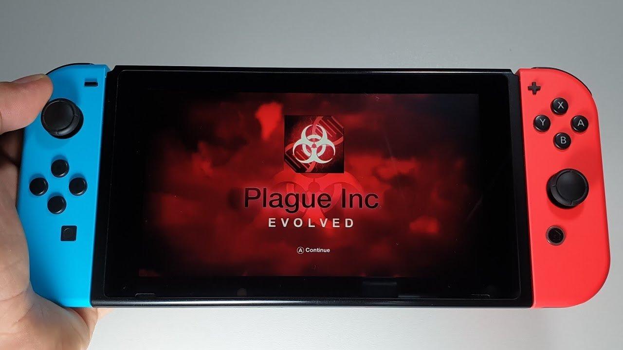 Plague Inc. é proibido na China com a disseminação do coronavírus, a versão do Switch não é afetada