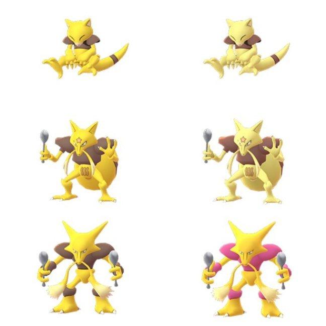 Pokémon GO: Abra é o destaque do Dia da Comunidade de Março